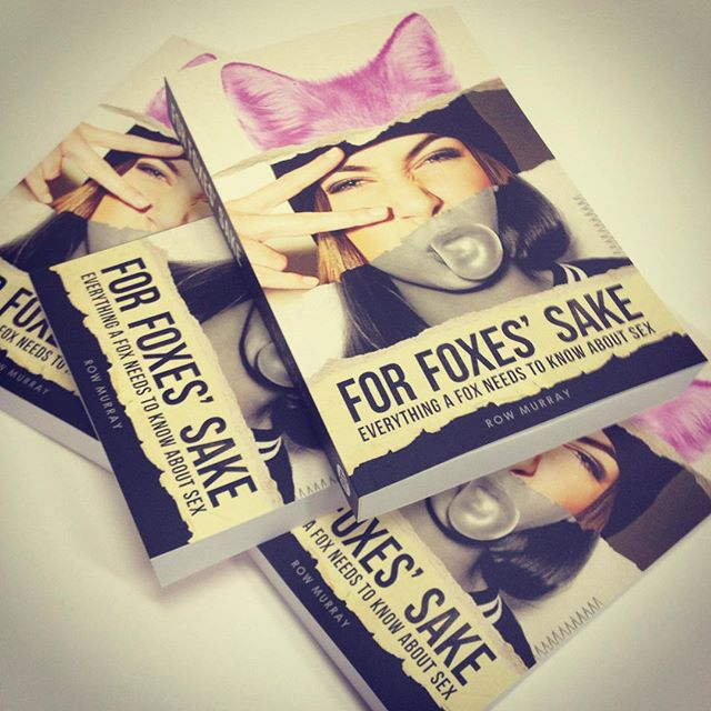 For Foxes Sake book Row Murray author